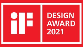 MUNK won the iF DESIGN AWARD 2021