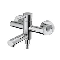 Home Bathroom Faucet Chrome-plated
