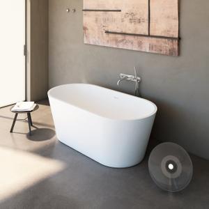 65 Inch Oval Hot Selling Freestanding Bathtub
