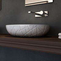 Modern Wall-mount Basin Mixer
