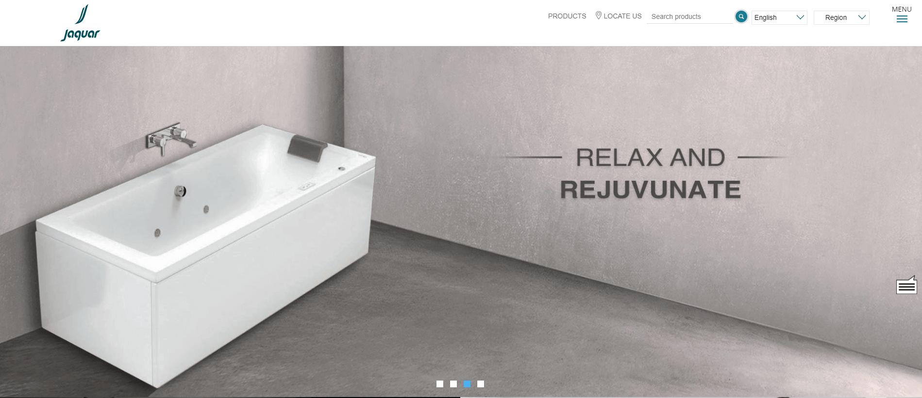 Jaquar Bathtub Manufacturer